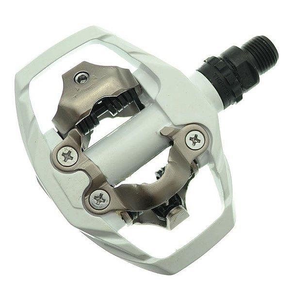 Pedal Clip Shimano MTB PD-M530W Branco