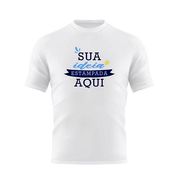 Camisa Personalize Sua Ideia