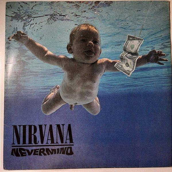 Disco de Vinil Nirvana - Nevermind Interprete Nirvana (1991) [usado]
