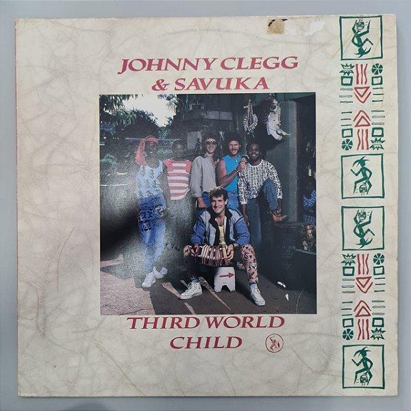 Disco de Vinil Third World Child Interprete Johnny Clegg & Savuca (1987) [usado]