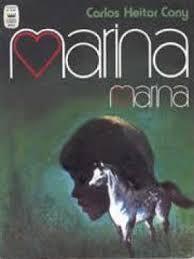 Livro Marina Marina Autor Cony, Carlos Heitor (1978) [usado]