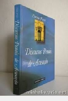 Livro Discursos Penais de Acusaçao Autor Ferri, Enrico (2004) [usado]