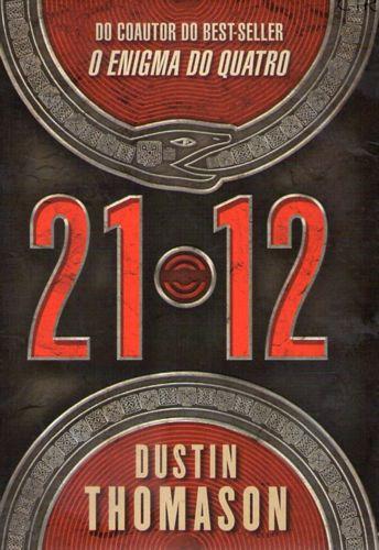 Livro 21.12 Autor Thomason, Dustin (2012) [usado]