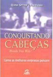 Livro Conquistando Cabeças Autor Spitzer, Quinn (2000) [usado]