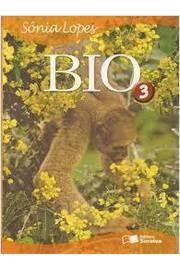 Livro Bio Vol. 3 Autor Sônia Lopes (2006) [usado]