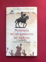 Livro Memórias de um Sargento de Milícias Autor Almeida, Manuel Antônio de (2012) [usado]