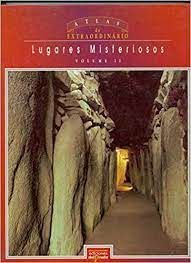 Livro Lugares Misteriosos - Volume Ii Autor Westwood, Jennifer (1995) [usado]
