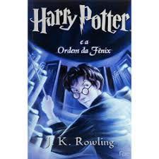 Livro Harry Potter e a Ordem da Fênix 5 Autor Rowling, J.k. (2003) [seminovo]