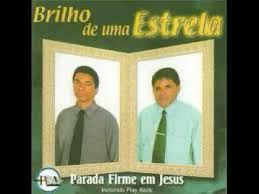 Cd Brilho de Uma Estrela - Parada Firme em Jesus Interprete Brilho de Uma Estrela [usado]