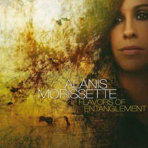 Cd Alanis Morissette - Flavors Of Entanglement Interprete Alanis Morissette (2008) [usado]