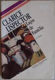 Livro Laços de Família Autor Lispector, Clarice (1990) [usado]