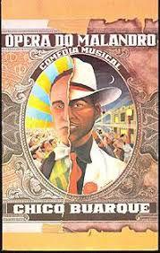 Livro Ópera do Malandro Autor Buarque. Chico (1978) [usado]