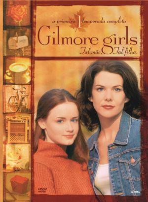 Dvd Gilmore Girls - 1ª Temporada Editora [usado]