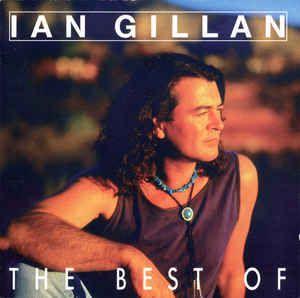 Cd Ian Gillan - The Best Of Interprete Ian Gillan (1992) [usado]
