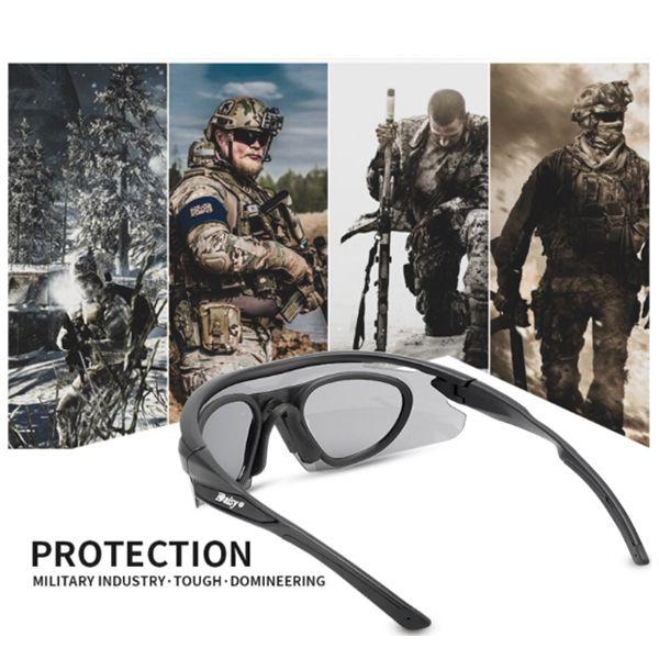 Óculos Daisy C8 Militar Tático Policial Polarizado Original
