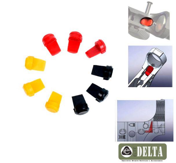 2 Recoil Buffer Amortecedor De Impacto T4, M4, M16, Ar15 Blk