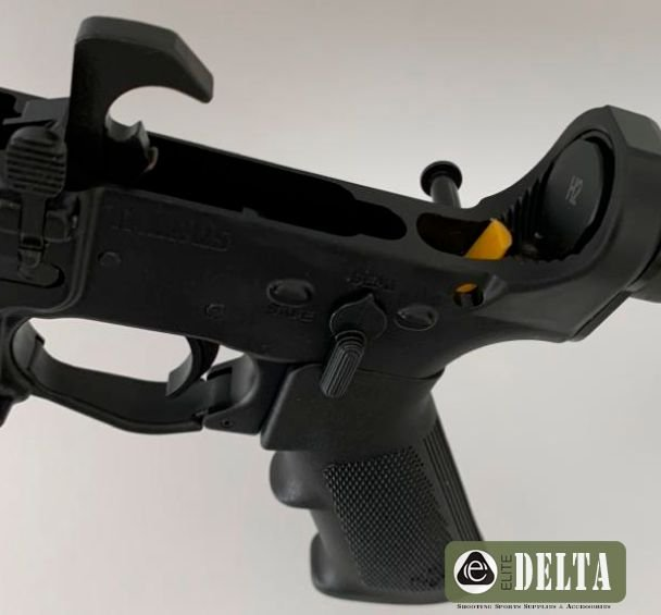 2 Recoil Buffer Amortecedor De Impacto T4 M4 M16 Ar15 Yellow