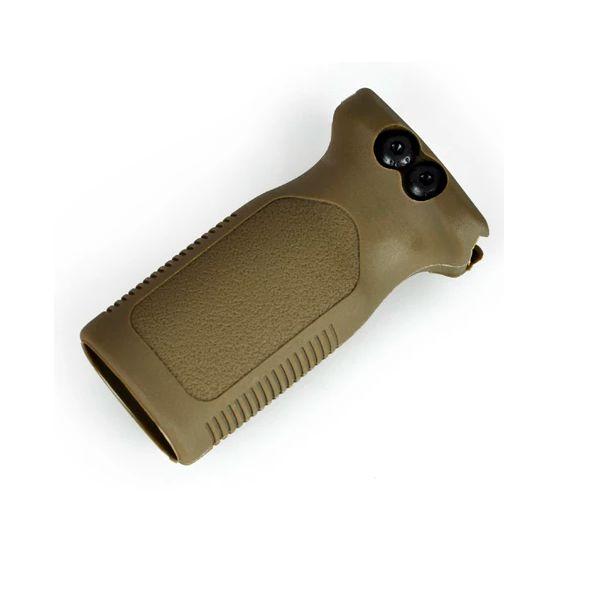 Front Hand Grip Frontal 20 22 Mm T4 Ctt.40 OD GREEN