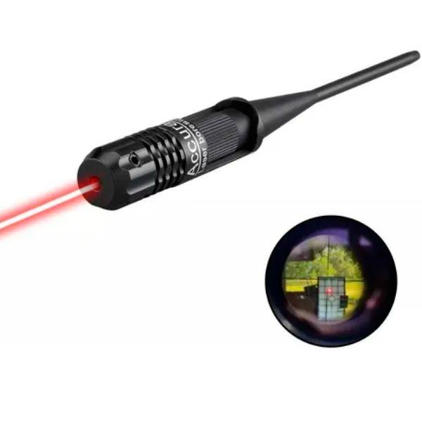 Colimador Laser Calibrador De Mira Universal .22 Ao .50