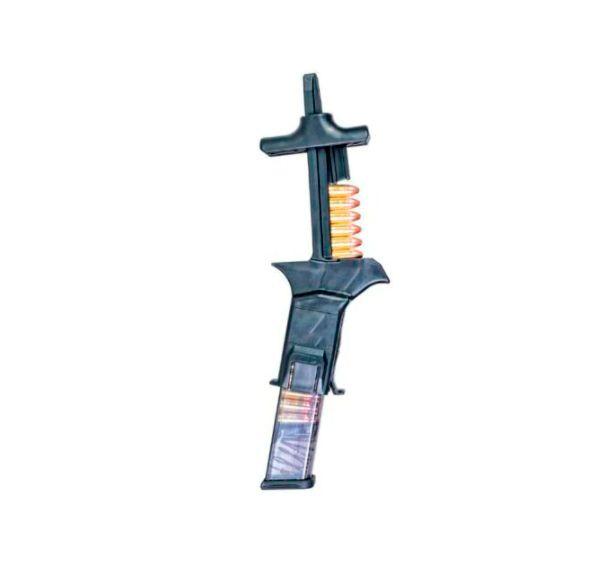 Recarregador Municiador Rápido Calibre 9mm E .40