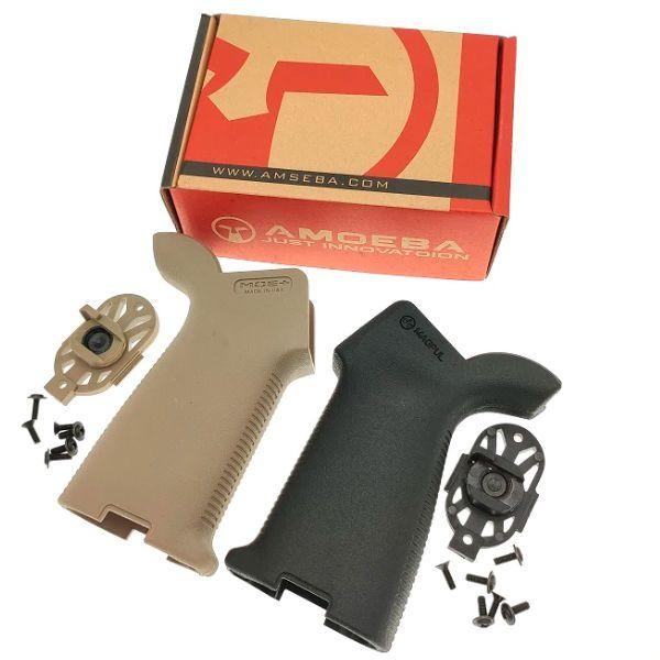 Pistol Grip Moe+ Magpul Empunhadura Airsoft P/ Fuzil Ar15 M4