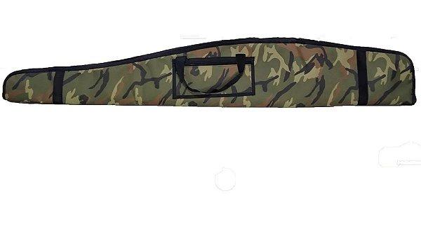 Capa Para Carabina Espingarda Rifle 1,20 CAMUFLADA