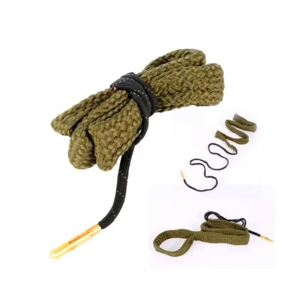 Limpador De Canos De Armas Bore Snake .380 .38 357 9mm Glock