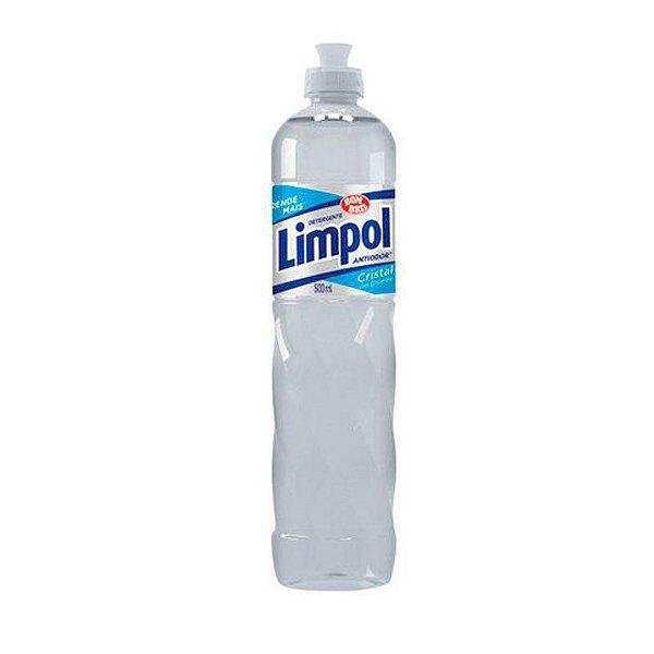 DET.LIQ.LIMPOL CRISTAL 500 ML