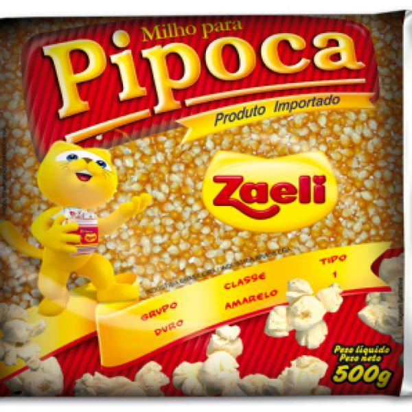 MILHO PIPOCA ZAELI IMP.500G