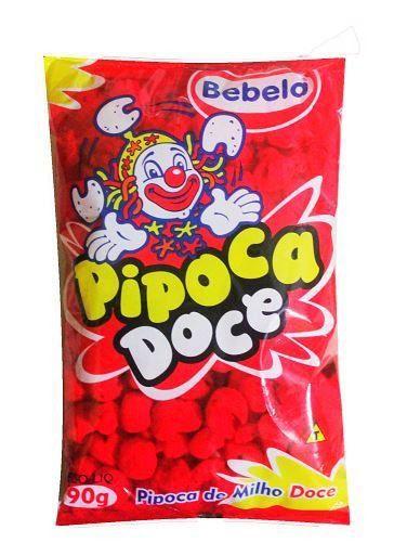 PIPOCA MIKA DOCE BEBELA 90G