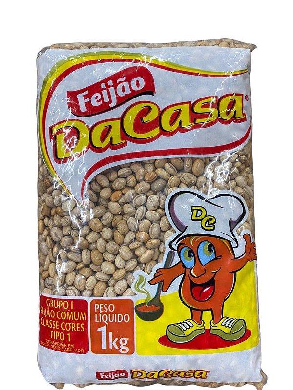 FEIJAO CARIOCA DA CASA 1KG