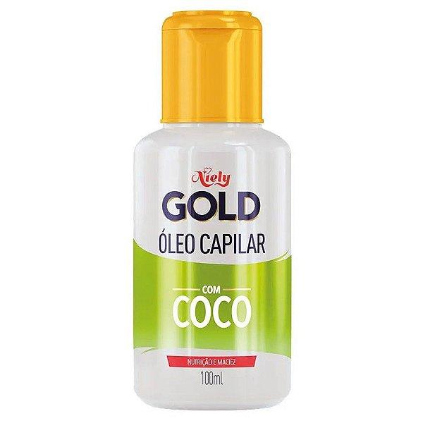 OLEO CAPILAR H.COCO NIELY 100ML