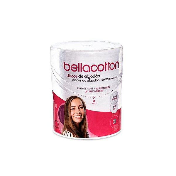ALGODAO BELLA COTTON PT DISCO C/30UN