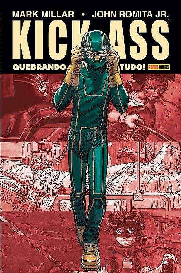 Kick-Ass - A Era de Dave Lizewski - 01