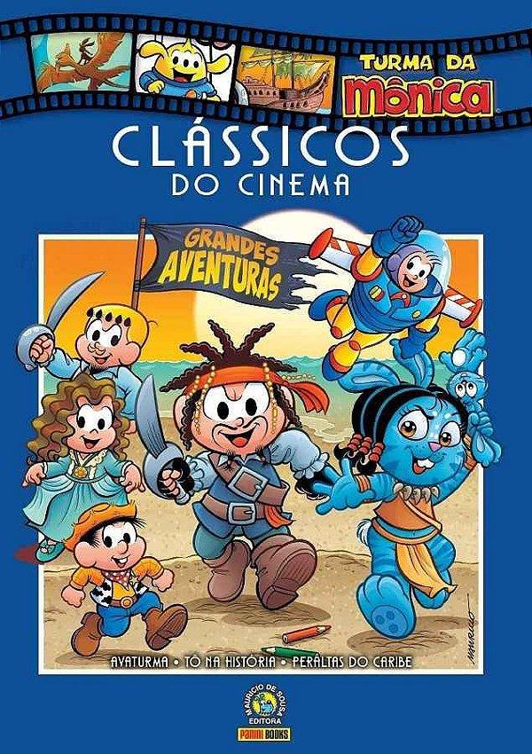 Livro Clássicos do Cinema - Vol. 02 Grandes Aventuras