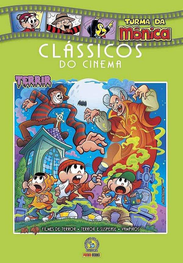 Livro Clássicos do Cinema - Vol. 06 Terrir