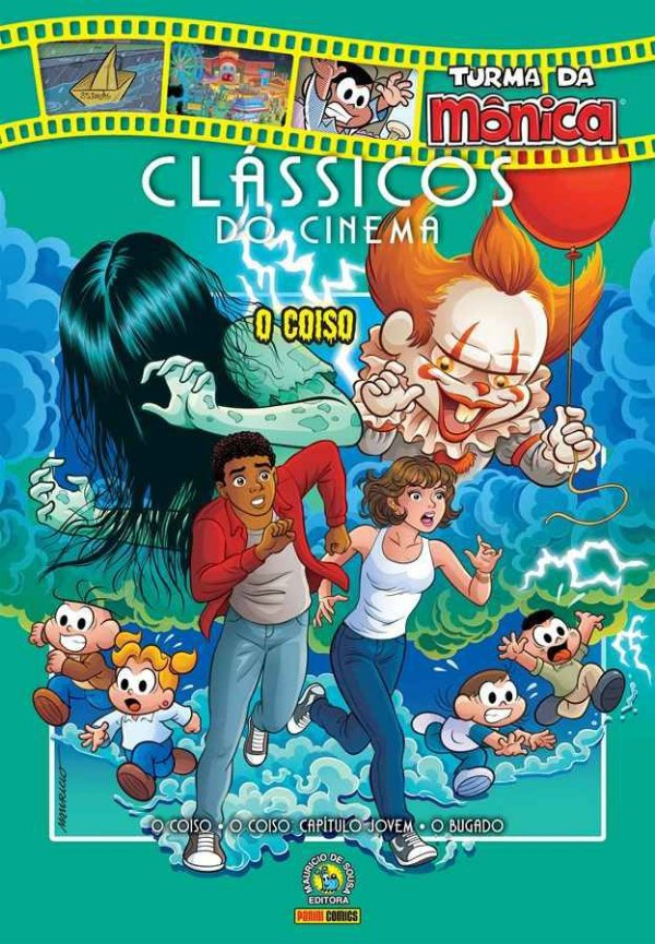 Livro Clássicos do Cinema - Vol. 14 O Coiso