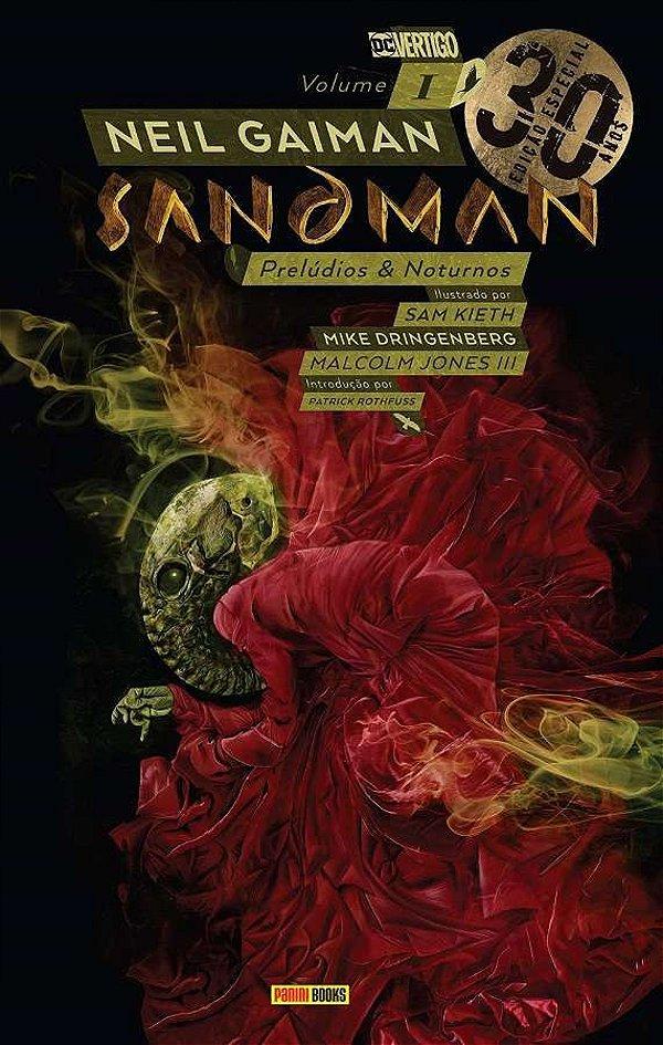 Sandman: Edição Especial de 30 Anos Vol.01