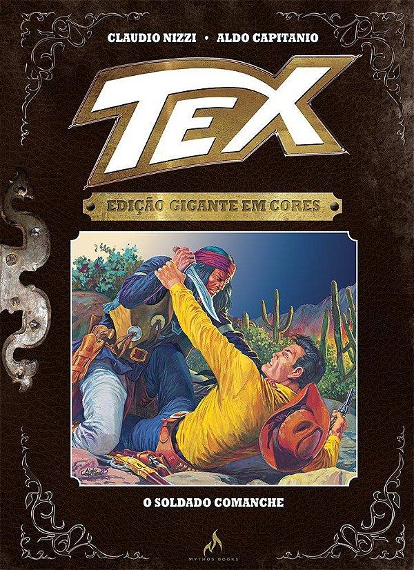 Tex Edição Gigante em Cores Volume 08