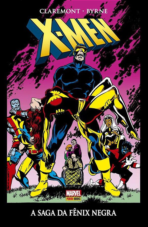 X-men - A Saga Da Fênix Negra