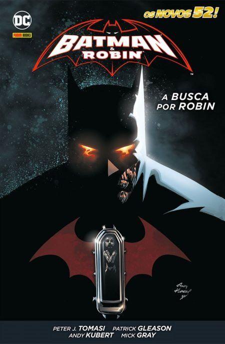 Batman & Robin: A busca por Robin
