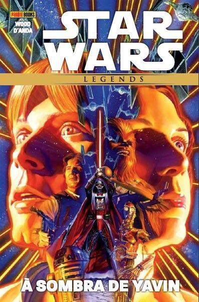 Star Wars Legends - A Sombra De Yavin