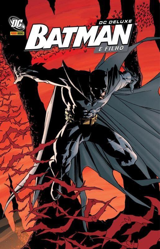 Batman e Filho - DC Deluxe