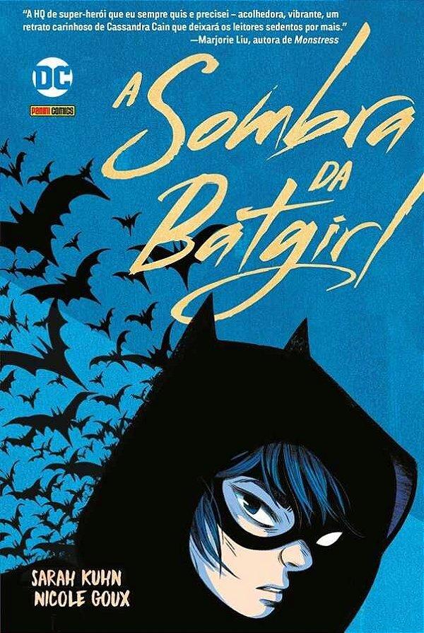 A Sombra da Batgirl - Dc Teen