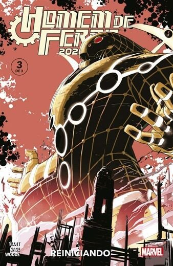 Homem de Ferro 2020 Vol.03