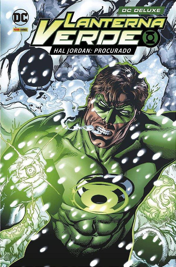 Lanterna Verde: Hal Jordan - Procurado