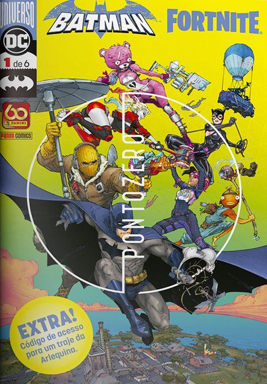 Batman Fortnite Vol.01 - Batman/Fortnite: Zero Point 1