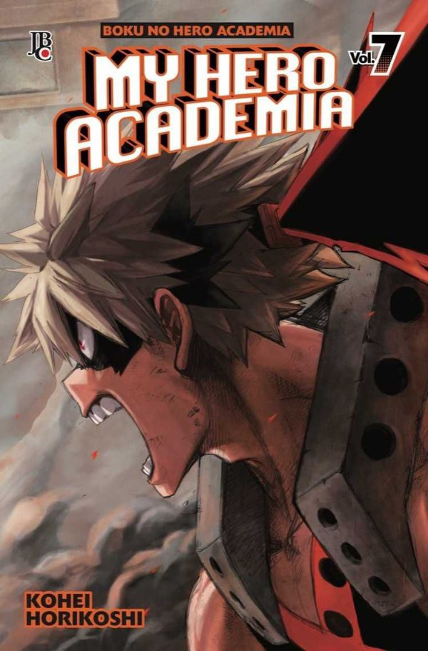 My Hero Academia 07