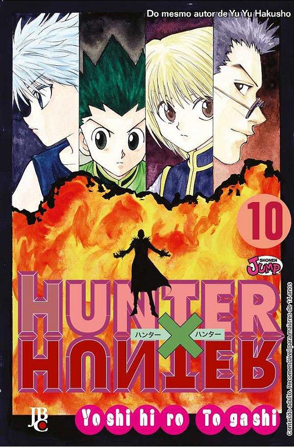 hunter x hunter 10