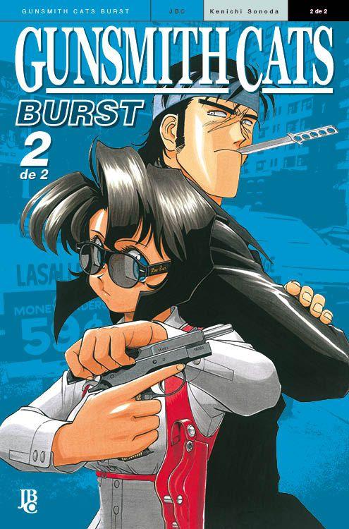 Gunsmith Cats - Burst BIG 02